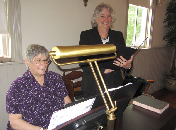 Organist and Soloist